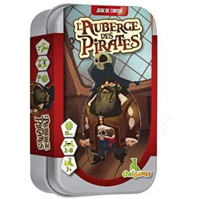 Origames L'auberge des pirates (French version)