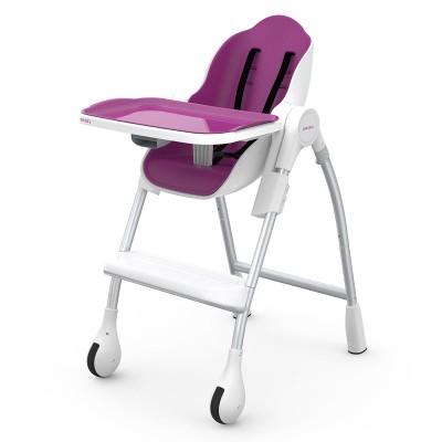 Oribel Cocoon High Chair - Chaise Haute Prune