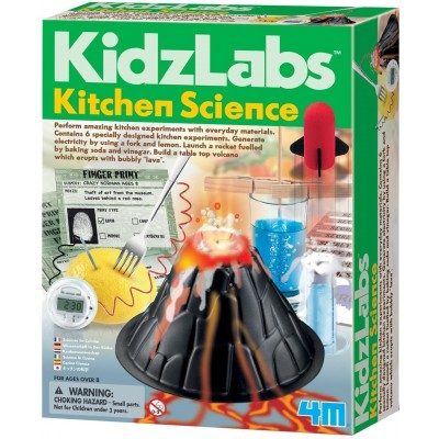 4M KidzLabs Science en cuisine