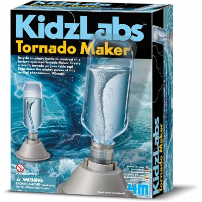 4M KidzLabs Machine à tornades