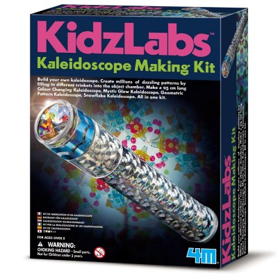 4M KidzLabs Fabrication de kaleidoscope
