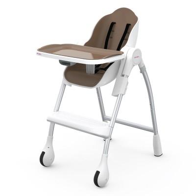 Oribel Cocoon High Chair - Chaise Haute Marron