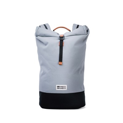 Mero Mero - Squamish Roll-Top Backpack V2 - Stone Grey