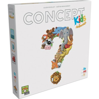 Repos Production Concept Kids Animaux (French version)