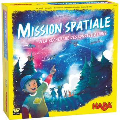 Haba Mission spatiale