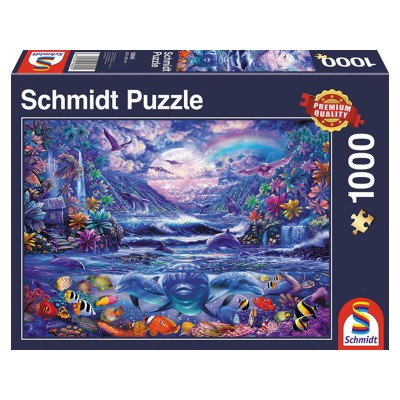 Schmidt Puzzle Moonshine 1000 pieces