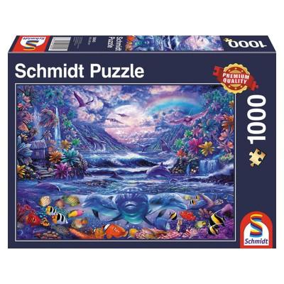 Schmidt Puzzle Moonshine 1000 pieces