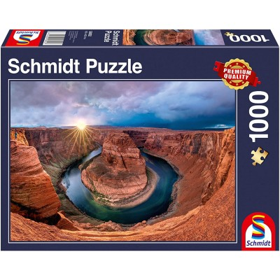 Schmidt Puzzle Grand Canyon Canyon 1000 piece