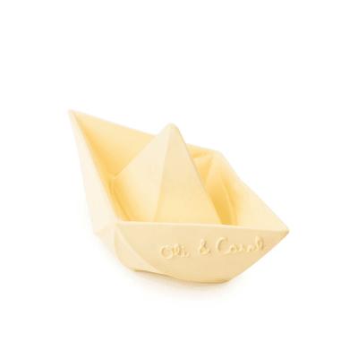Oli & Carol Origami Boat vanilla
