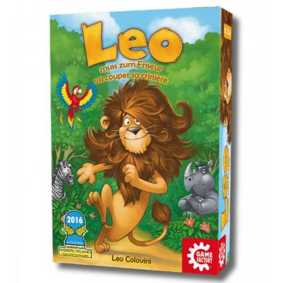 Game Factory Leo va couper sa crinière