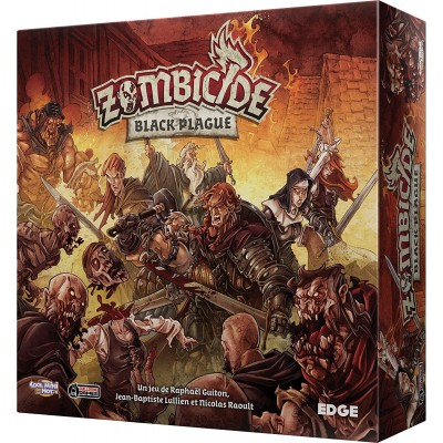 Edge Zombicide Black Plague (French version)