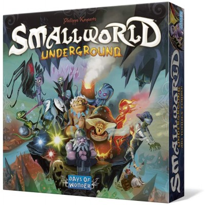 Days of Wonder Smallworld Underground (French version)
