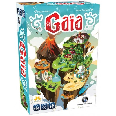 Blackrock Games - Gaïa (French Version)