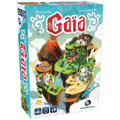 Blackrock Games - Gaïa
