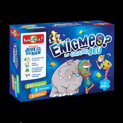 Bioviva - Enigmes? Le grand jeu (French version)