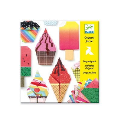 Djeco Easy Origami Délices