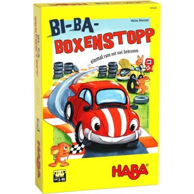HABA Bi-Ba Boxenstopp