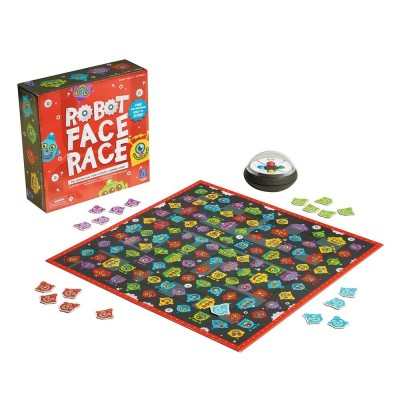Game Factory - Robot Face Race