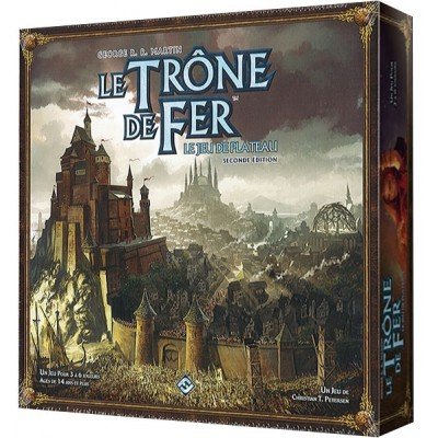 Fantasy Flight Games - Le trône de fer