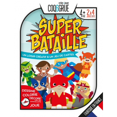 COQ6GRUE - Super Bataille