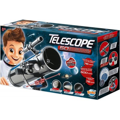 Buki - Télescope 50 activités