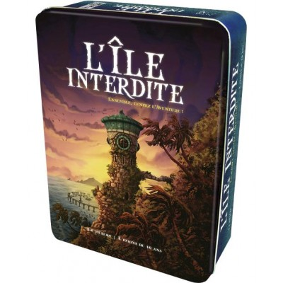 Cocktail Games - L'île Interdite