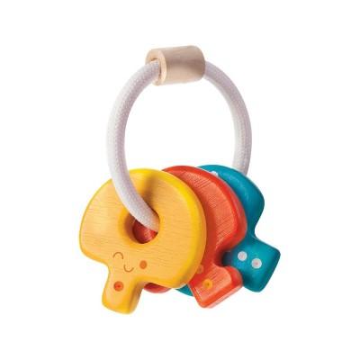 Plan toys - Hochet Porte Clés
