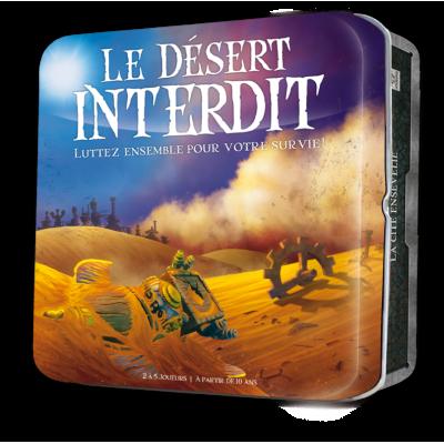 Cocktail Games - Le désert interdit