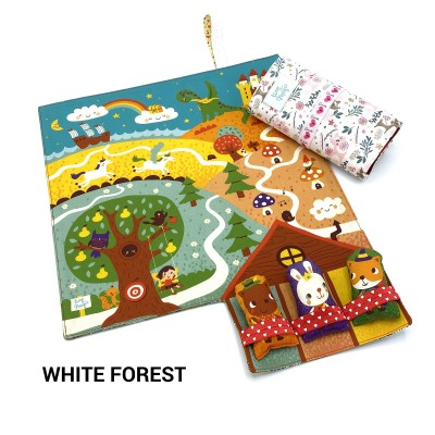 Tiny Magic Fairy Land - White Forest