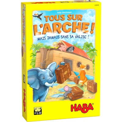 Haba - Tous sur l'arche