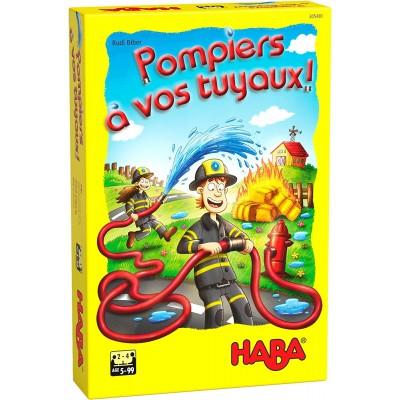 Haba - Pompiers, à vos tuyaux !