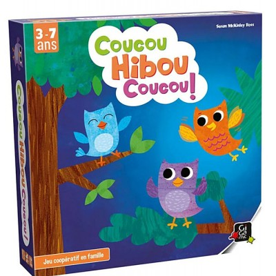 Gigamic - Coucou Hibou Coucou !
