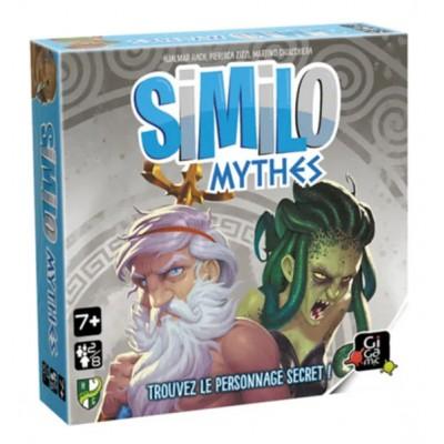 Gigamic - Similo Mythes