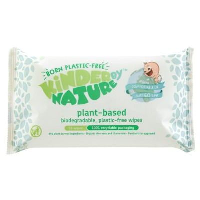 Jackson Reece Natural Plan-based Baby Wipes