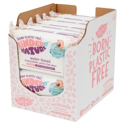 Jackson Reece Megapack 12 x 56 Water-based Baby Wipes