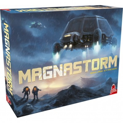 Supermeeple Magnastorm (French version)