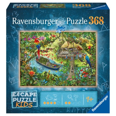 Ravensburger - Escape Puzzle Kids Safari
