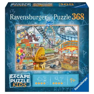 Ravensburger - Escape Puzzle Kids Leisure Park