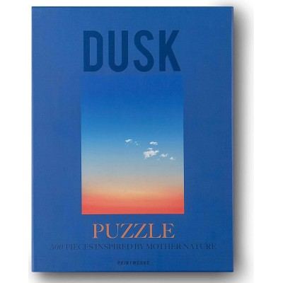 Print Works - Puzzle Dusk 500 pieces