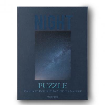 Printworks - Puzzle Night 500 pièces