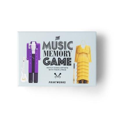 Printworks - Music Memory Game