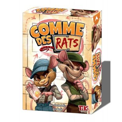 Tiki Editions - Comme des rats