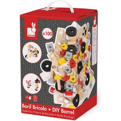 Janod - Baril Bricolo x100