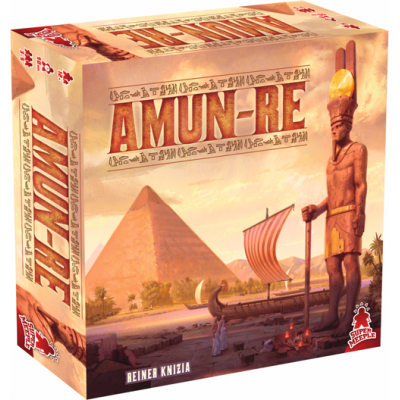 Supermeeple Amun-Re (French version)