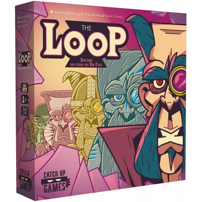 Cath Up Games - The Loop (French Version)