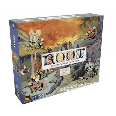 MATAGOT - Root Conflit dans les Sous-Bois (French Version)