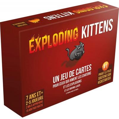 Asmodee - Exploding Kittens