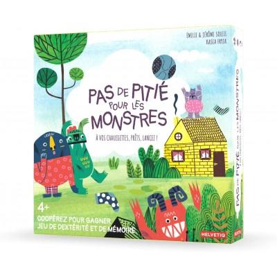 Helvetik - Pas de pitié pour les monstres (French Version)