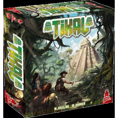 Supermeeple Tikal
