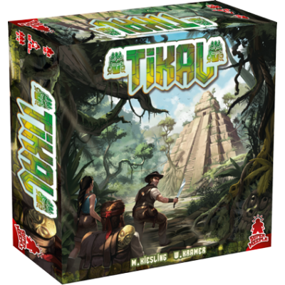 Supermeeple Tikal (French version)